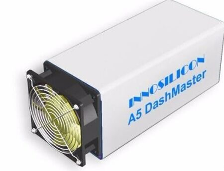 Майнер A5 DashMaster X11 asic