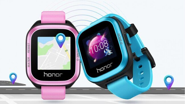 Детские Smart Baby watch Honor K2 Kids