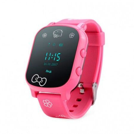 Детские Часы Baby Watch GPS Tiroki T58
