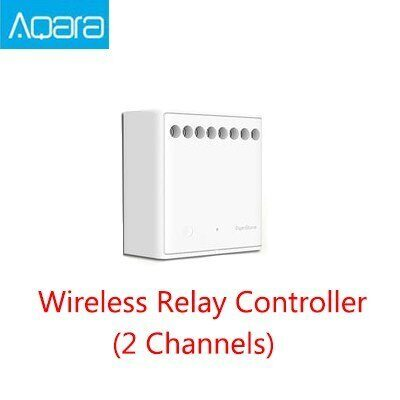 Реле 2 канала Xiaomi Aqara Two-way Relay Controller LLKZMK11LM