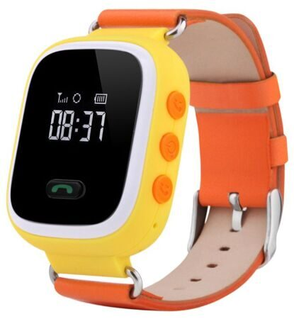 Детские Часы Baby Watch GPS Tiroki Q60