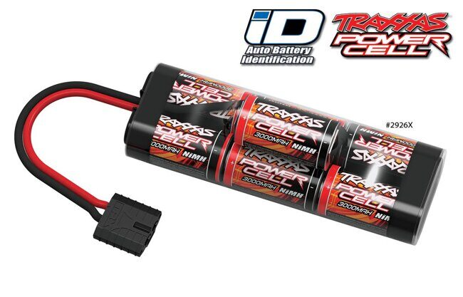 Радиоуправляемый монстр Traxxas Skully 2WD RTR масштаб 1:10 2.4G + NEW Fast Charger - TRA36064-1
