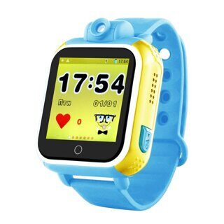 Детские Часы Smart Baby Watch Gw1000 (Q100, Q75) Blue